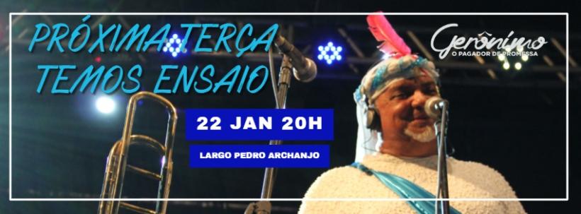 geronimo show pelourinho 22 janeiro
